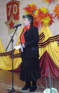Баринова Татьяна Алексеевна