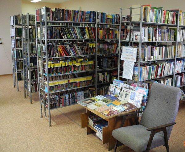 Бобровская библиотека 1