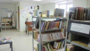 Двуреченская сельская библиотека 1