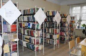 Двуреченская сельская библиотека 2