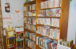 Новоипатовская сельская библиотека
