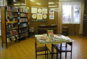 Патрушевская сельская библиотека чз