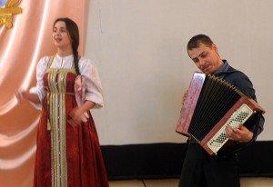 Татьяна Патрушева и Олег Барсенев
