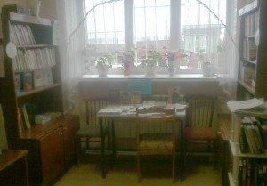 Черданская сельская библиотека