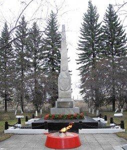УГМ памяник погибшим ВОВ