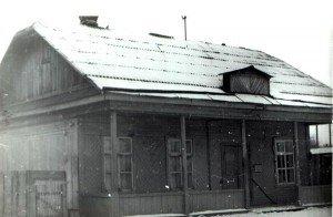 автостанция на ул. Калинина 55