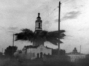 церковь взрыв