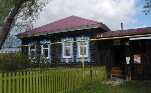 Верхнесысертская сельская библиотека