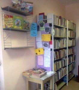 Черданская сельская библиотека 2